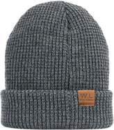 12eb8b305a8 Whiteleopard W.L Winter Warm Knit Criss-Cross Fitting Skull Cap Beanie  Fleece Lining Thick  10.99